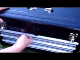 Performax Tool Box - YouTube