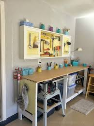 Remodelaholic Build An Organized Pegboard Tool Cabinet And
