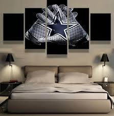 5 piece dallas cowboys gloves canvas it make your day on dallas cowboys logo wall art with 5 piece dallas cowboys gloves canvas wall art paintings for sale