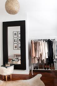 A Chic Dressing Room