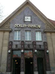 Berlin-Pankow station