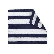reversible bath rugs striped cotton rug x kohls