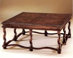 custom spanish style furniture. spanish style coffee table colbri custom furniture 4001 aviara 48 s