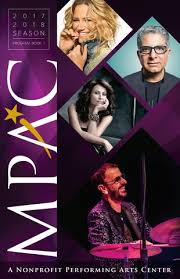 Mpac Seating Chart Morristown Nj 2017 2018 Program Book 2 By Mayo Performing Arts Center Issuu
