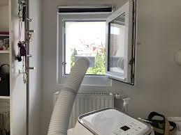 Klimaanlage Fensterdurchführung Smartstore
