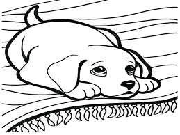 Small Picture Cute Puppy Free Images Dog Coloring Page Wecoloringpage Within