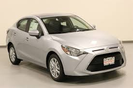 New 2018 Toyota Yaris iA For Sale in Amarillo, TX | #18813