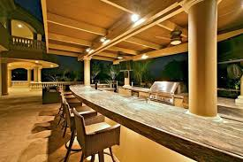 outdoor kitchen lighting ideas. Why Eat Indoors On A Beautiful Evening When You Could Have An Outdoor Kitchen Area Made Just For Relaxing With Family And Friends? Lighting Ideas