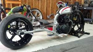 buy honda bobber bar hopper chopper w harley wheels on 2040 motos