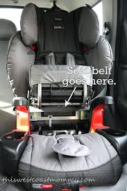 britax car seat installation open compartment britax b safe car seat installation latch britax car seat