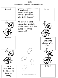 Using Familiar Text to Teach Cause and Effect {FREEBIE} | Graphic ...