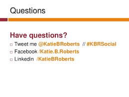 Katie Roberts Resume - Resume Ideas