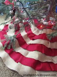 Decorating Using Breathtaking Burlap Tree Skirt For Pretty Christmas Tree Skirt Clearance