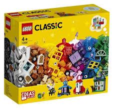 <b>Конструктор LEGO Classic</b> 11004 <b>Набор</b> для творчества с окнами ...