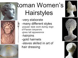 Ancient Roman Hair Style roman clothing and personal appearance ppt video online download 3485 by wearticles.com