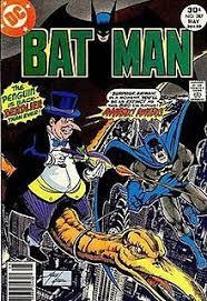 penguin batman original comic. Interesting Original The Penguin On The Cover Of Batman 287 May 1977 Art By Mike Grell In Original Comic Wikipedia