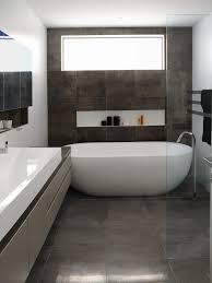 modern tile floors. Wonderful Modern Modern Tile Floors Grey Bathroom Floor Tiles Popular Nice Oval  Freestanding Soaker Bathtubs Floors On Modern Tile Floors