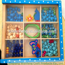 Wooden Bead Game 100 Diy Personality Aroma Wooden Beads Game Children Designed 93