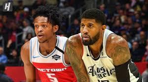 Sacramento Kings vs Los Angeles Clippers - Full Highlights   January 30,  2020