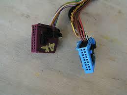 bmw e39 e38 e46 3 5 7 series gps navigation computer drive wire bmw e39 e38 e46 3 5 7 series gps navigation computer drive wire loom connectors 2
