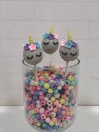 Unicorn Cake Pops Decoration Workshop Tickikids Singapore