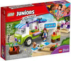 Đồ chơi lắp ráp LEGO Juniors 10749 - Xe bán Hoa quả của Mia (LEGO Juniors  10749 Mia's Organic Food Market) giá rẻ tại cửa hàng LegoHouse.vn LEGO Việt  Nam
