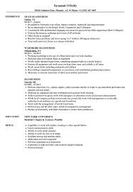 Seamstress Resume Sample Seamstress Resume Samples Velvet Jobs 1