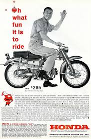 vintage honda motorcycle ads. an early 60u0027s ad for the honda 50 starts at 250 bucks and bikeshonda motorcyclesvintage vintage motorcycle ads c