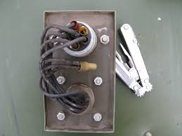 civy truck to mil trailer wiring info archive steel iers civy truck to mil trailer wiring info archive steel iers military vehicles supersite