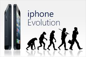 evolution of iphone iphone evolution versus by compareraja