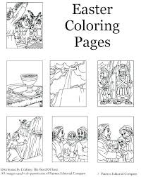 Easy Easter Coloring Pages Religious Coloring Pages And At Religious