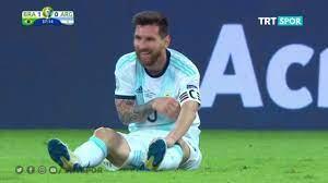 Brezilya - Arjantin 2-0 Özet - YouTube