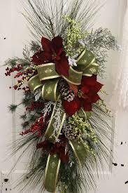 home design decorative beautiful christmas arrangements rose