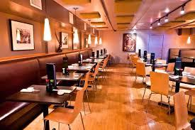 Dining Room Hospitality Interior Design of Sushi Hai Restaurant, Denver