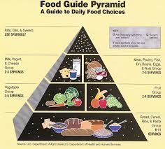 Food Portion Size Chart Dietary Guidelines Build A Healthy Base
