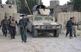 افغانستان - هجوم مسلح على بنك في شرق البلاد