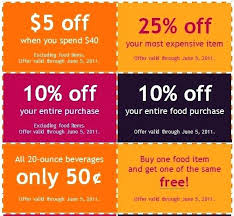 Blank Coupon Template Skincense Co