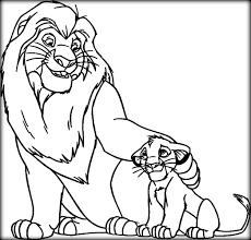 Small Picture Lion Cub Coloring Pages anfukco