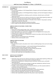 bridge design resume samples velvet jobs  bridge design resume sample as image file