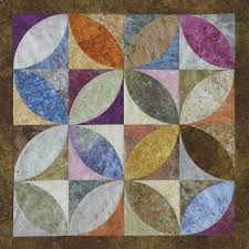 Circle Quilt Patterns Interesting Melon Patch Circles AllPeopleQuilt