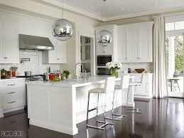 galley kitchen light fixtures u shape cabinet home ar table steel stool silver stainless steel countertop
