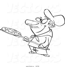 Pizza Guy Clipart (39+)