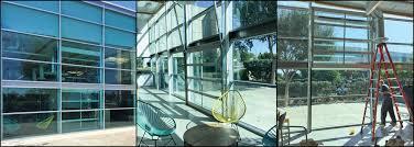 Glass arage door For office San Diego CA Commercial Restaurants