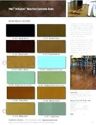 Valspar Solid Concrete Stain Color Chart Valspar Solid Color Concrete Sealer Concrete