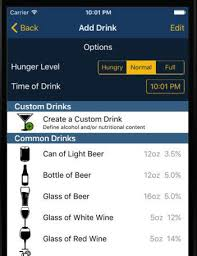 Drunkalyzer For Iphone Bac Estimator