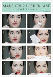 how to make lipstick stay on all day makeup tutorial long lasting lipstick tips for long lasting lipstick nars heat wave lipstick makeup