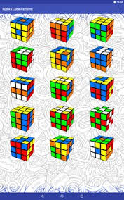 Rubik's Patterns New Patterns For Rubik's Cube Timer APK Download Free Productivity
