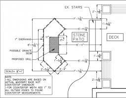 Autocad For Kitchen Design Mesmerizing Examples Of Best Kitchen Layout Office