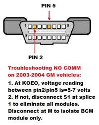 gm silverado data bus communication started in 2003 and 2003 gm dlc wiring diagram