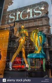 New York NY USA Soho Shopping Contemporary Furniture Shop